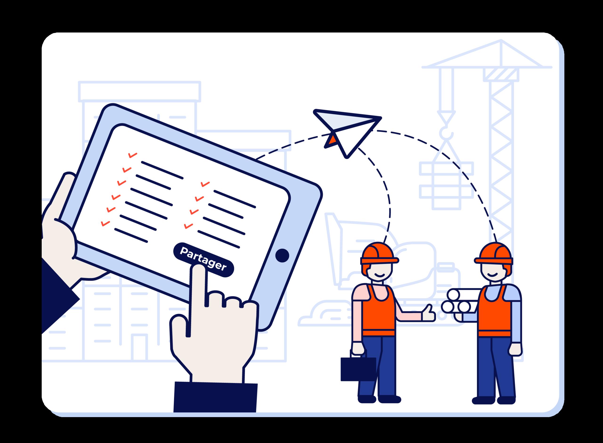 Échangez plans modes opératoires et consignes de sécurité grâce au plan de prévention numérique